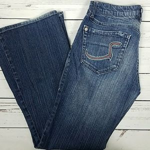 Rock & Republic Winger Style Flare Jeans
